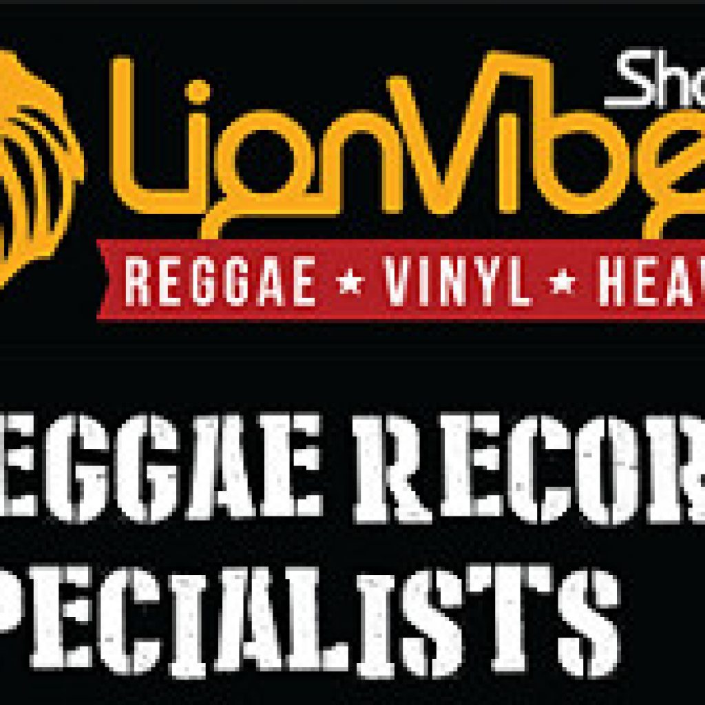 Lion Vibes Reggae Vinyl record shop - All good record shops