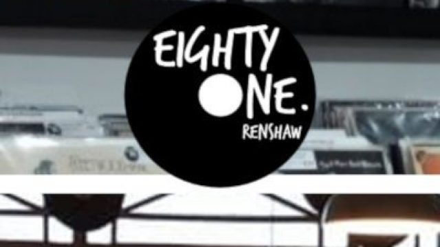 81 Renshaw record store, venue and bar