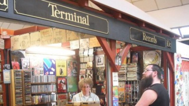 Terminal Records, Haverfordwest