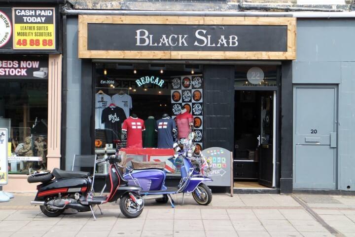 Black Slab Records Redcar All Good Record Shops