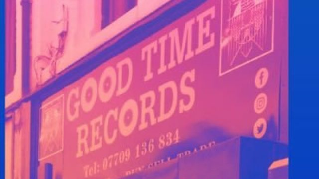 Good Time Records Liverpool