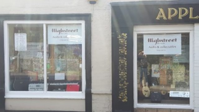 Highstreet records Wincanton