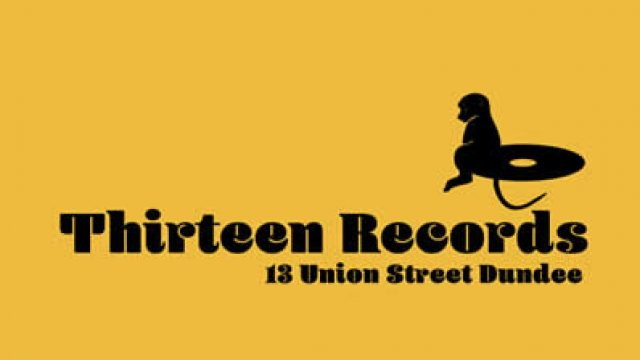 Thirteen Records Dundee